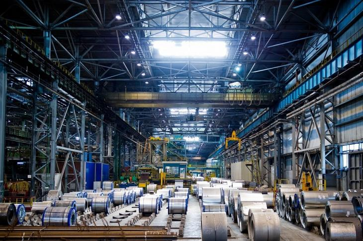 Dynamo steel production