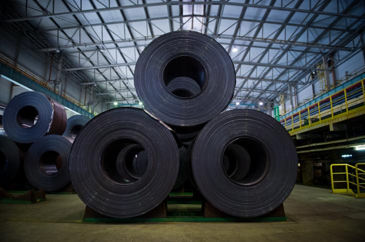 Electrical steel production